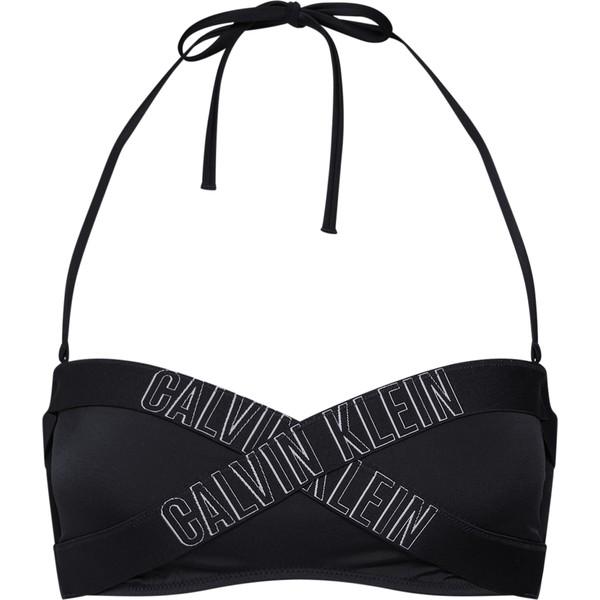 Calvin Klein Swimwear Góra bikini 'BANDEAU-RP' CKS0104001000001