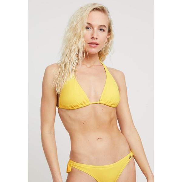 Buffalo TRIANGLE FRANCE Góra od bikini yellow BU341H007