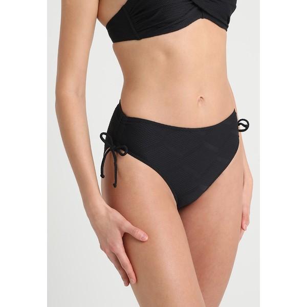 Cyell PANT HIGH Dół od bikini black CY181I01A