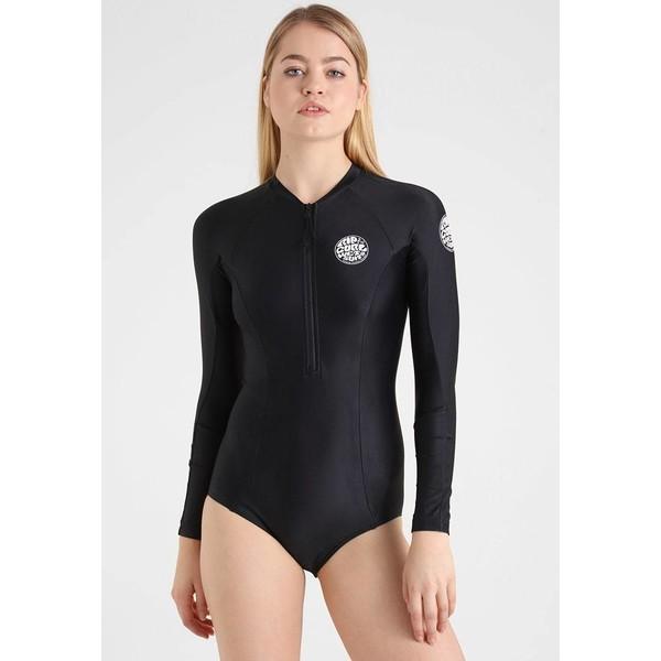 Rip Curl BOMB SURFSUIT Kostium kąpielowy black RI781N000